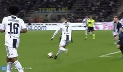 Enlace a El gol 600 de Cristiano a nivel de clubes contra el Inter.