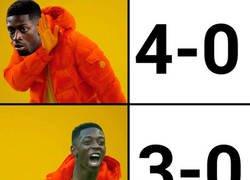 Enlace a El 3-0 era suficiente para Dembélé