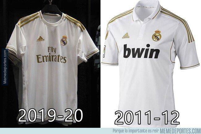 1073499 - El diseño dorado vuelve al Real Madrid despues de 7 años