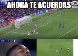 Enlace a Lo pagó caro el Barça