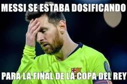 Enlace a Messi tiene prioridades