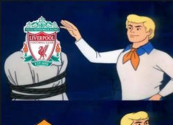 Enlace a Esta remontada al Barcelona del Liverpool recuerda a la de la Roma el año pasado