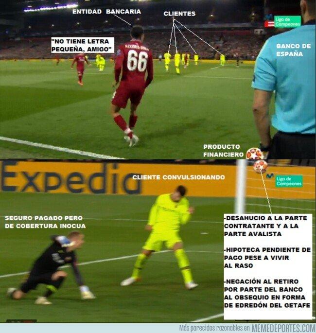 1074171 - El meme más didáctico del Liverpool-Barça que vas a encontrar. Por @ex_emprendedor
