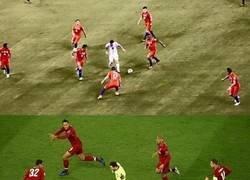 Enlace a Los de rojos saben cómo parar a Messi