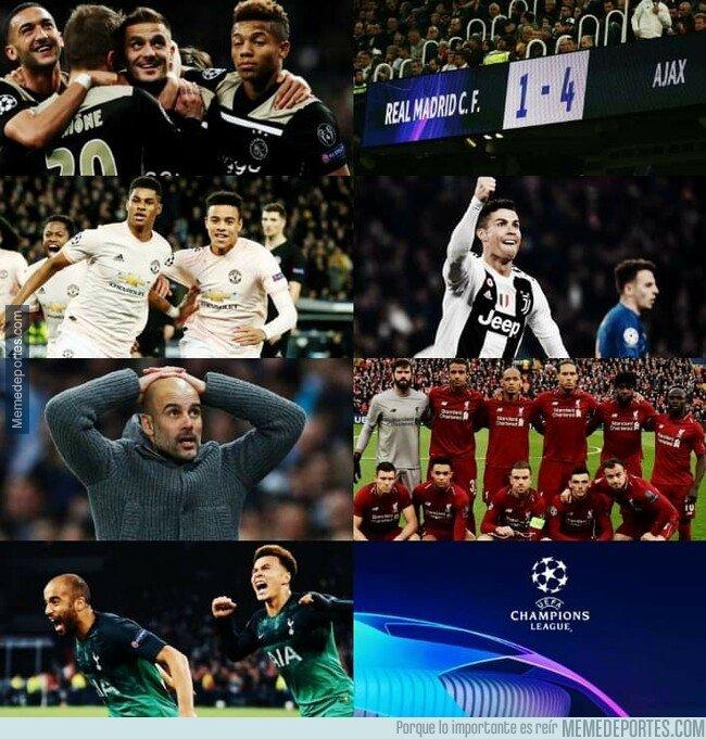 1074433 - La Champions más loca de la historia