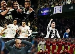 Enlace a La Champions más loca de la historia