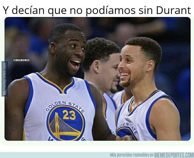1074664 - Los Warriors avanzan y sin KD
