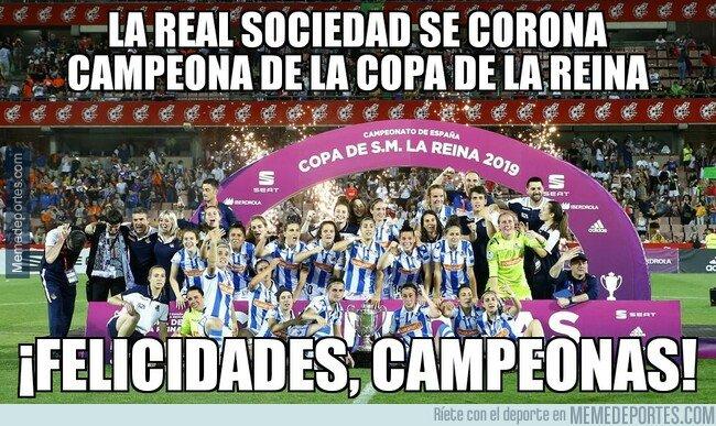 1074723 - Las nuevas 'reinas' de la Copa