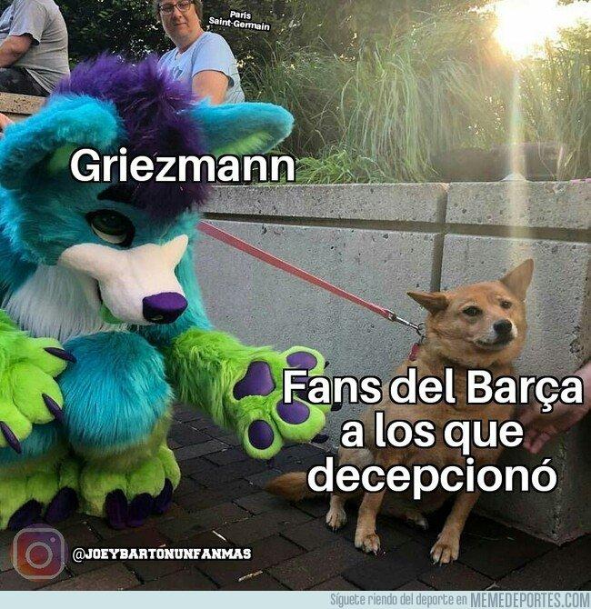 1075098 - Griezmann quiere irse al Barça pero... ¿Los del Barça quieren que llegue Griezmann?