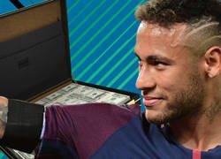 Enlace a El XI que se podría formar con los 280 millones que pide el PSG por Neymar