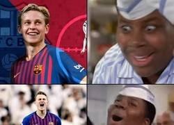 Enlace a Solo hype en can Barça