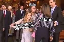 Enlace a Zidane no dejó que Bale se despidiese del Bernabéu