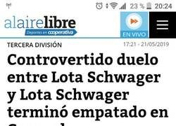 Enlace a Desde Chile, Spider Lota vs Spider Lota