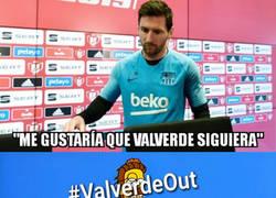 Enlace a Si Messi le apoya, ya no hay nada que hacer