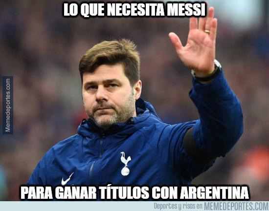1076017 - La posible solución para Messi