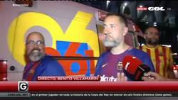 Enlace a La voz del Barcelonismo en 5 segundos