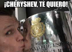 Enlace a ¡Cheryshev, te quiero!