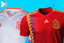 Enlace a Las camisetas Adidas que ha tenido la Selección los últimos años. ¿Cuál es tu preferida?