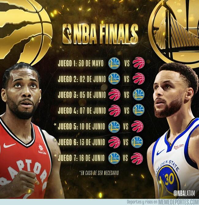1076384 - Finales NBA confirmadas