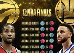 Enlace a Finales NBA confirmadas