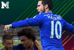 Enlace a Eden Hazard sorprende a todos hablando en portugués tras ganar la Europa League