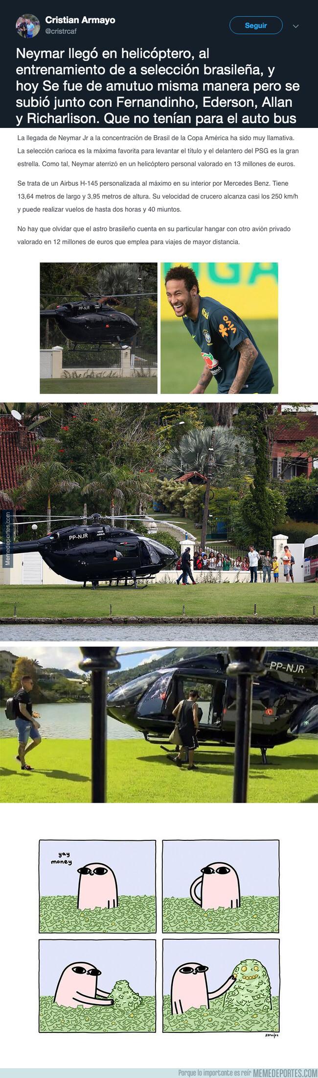 1076534 - La última adquisición de Neymar por la que se ha gastado 13 millones de euros