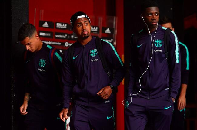 1076686 - Así jugaban Dembélé, Coutinho y Malcom en sus anteriores clubs. ¿Qué opinas?