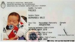 Enlace a A este nene le pusieron 'Bernabéu' por la final de la Libertadores
