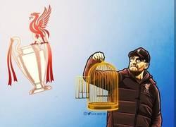 Enlace a Klopp liberó la gloria europea para el Liverpool, por @hakimbezri
