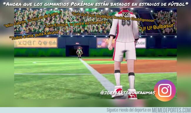 1077232 - No sé si el nuevo Pokémon es muy educativo... Vía: @joeybartonunfanmas