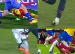Enlace a ¿Pero qué tiene Neymar en esos tobillos?