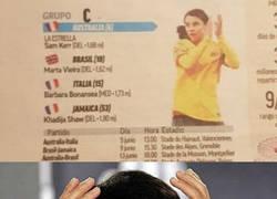 Enlace a En Marca han tenido problema con las banderas del mundial femenino