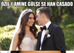 Enlace a ¡Ojo! ¡Özil se ha casado!