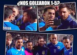 Enlace a Lo que genera Messi...