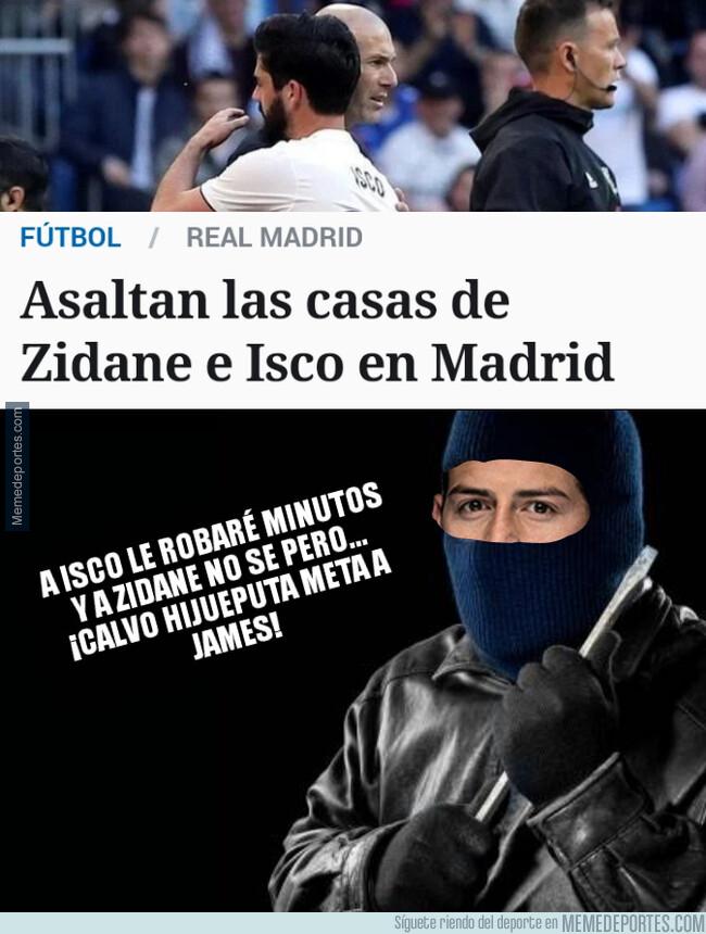 1077960 - ¿Quién podría tener algo en contra de Zidane y de Isco?