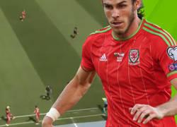 Enlace a El increíble saque de banda de Bale de 40 metros de distancia con el que ha sorprendido a todo el mundo