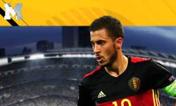 Enlace a El infiltrado que se coló en el Bernabéu durante la presentación de Hazard