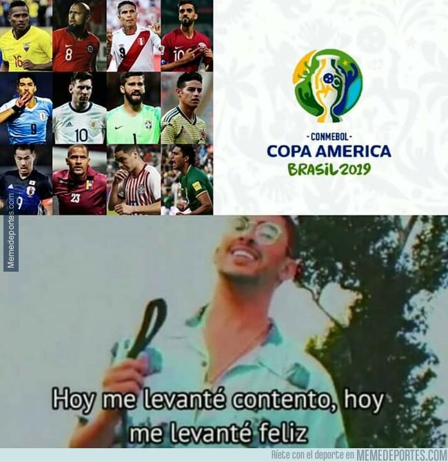 1078110 - Sabiendo que sigue la Copa América