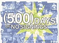 Enlace a El Tottenham cumple 500 días sin incorporar a ningún jugador, por @brfootball