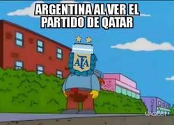 Enlace a Argentina tiene menos fútbol que Qatar