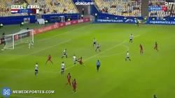 Enlace a El catarí Boualem Khoukhi deleitó nuestras pupilas con un soberbio gol