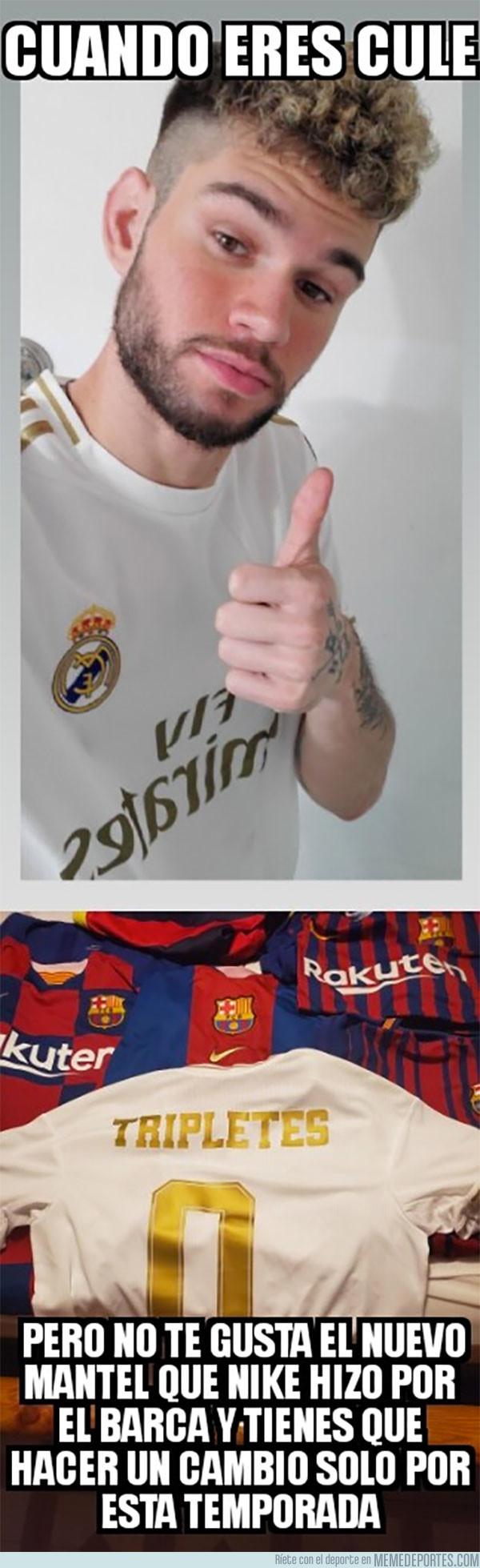 1078626 - La camiseta del Madrid más original de la historia