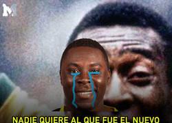 Enlace a Nadie quiere al que fue el nuevo Pelé, que ya tiene 30 años
