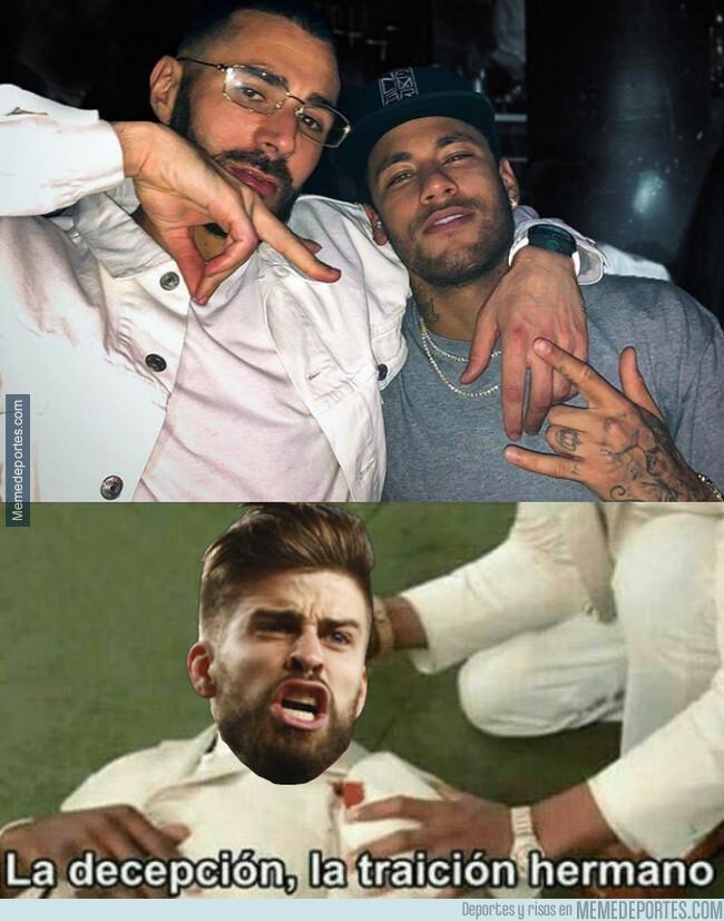 1078851 - Neymar tiene un nuevo compañero de selfies