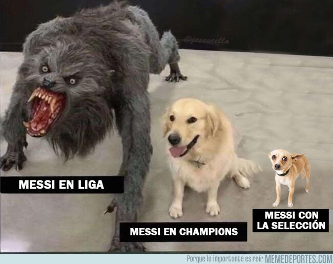1078890 - Los tres modos de Messi