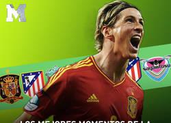 Enlace a Los mejores momentos de la carrera de Fernando Torres
