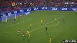 Enlace a Trézéguet da el primer gol de Copa África de este año