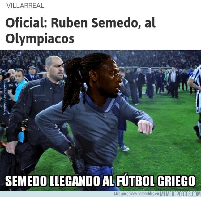 1079373 - Ruben Semedo y el presidente del PAOK harían buenas migas