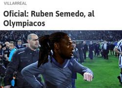Enlace a Ruben Semedo y el presidente del PAOK harían buenas migas