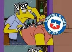 Enlace a El paso de Chile a semis